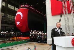 Son dakika... Tarihi törende Cumhurbaşkanı Erdoğandan Libya mesajı