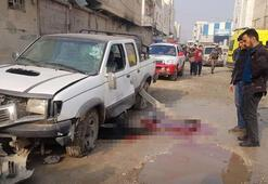 El Babda bombalı saldırı: 3 yaralı