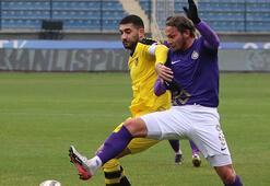 Osmanlıspor FK: 1 - İstanbulspor: 1