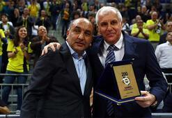 Semih Özsoy: Obradovic istediği sürece devam eder