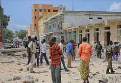 Somalide otele bomba yüklü araçla saldırıda 6 kişi ölü