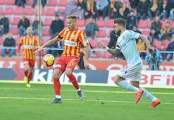 İstikbal Mobilya Kayserispor-Medipol Başakşehir: 1-4