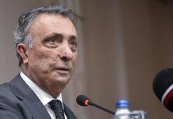 Beşiktaşta Başkan Çebiden prim dopingi
