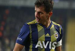 Fenerbahçede Emre derbi kadrosunda yok