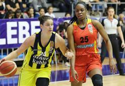 Fenerbahçe Öznur Kablo - Bellona Kayseri Basketbol: 89-55