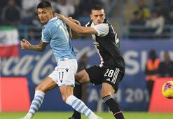Merih Demiralli Juventus, kupayı Lazioya kaptırdı