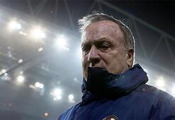 Feyenoordda Advocaat fırtınası