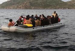 31 göçmen daha yakalandı