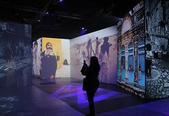 Ara Güler sergisi ziyarete açıldı
