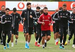 Beşiktaş ara vermeden Gençlerbirliği mesaisine başladı