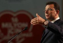 İBB Başkanı İmamoğlundan son dakika Kanal İstanbul açıklaması