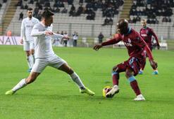 Konyaspor - Trabzonspor: 0-1