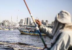 Gazzedeki balıkçıların avlanma mesafesini yeniden 15 mile çıkarıldı