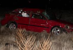 İzine gelen uzman çavuş trafik kazasında hayatını kaybetti