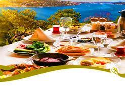 İstanbul'a hükmeden kahvaltı sofrası