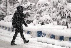 Ankara - İstanbul - İzmir hava durumu nasıl Meteoroloji uyardı: Kar yağışı...