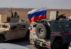 Rusya YPGli teröristlerle kol kola