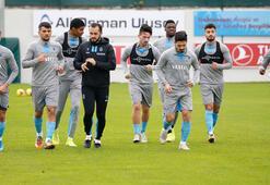 Trabzonspor, Kayserispor hazırlıklarına başladı