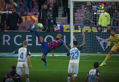 La Ligada 18. haftanın en iyi hareketlerine bir de böyle bakın