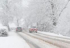 Tarihler belli oldu Kar ne zaman yağacak Ankara - İstanbul - İzmir hava durumu