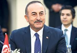 Çavuşoğlu, Dendias ve Di Maio ile görüştü