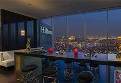 Hilton İstanbul Bomontiden yılbaşı programı