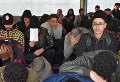 Rekor Edirnede: 123 bin 377 kaçak göçmen yakalandı
