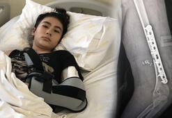İstanbul'da ortaokulda küçük kızın yaşadığı feci olay