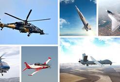 Savunma ve Havacılık Sanayiinden rekor ciro