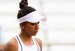 Milli tenisçi Çağla Büyükakçay: 2020de hedefim tekrar ilk 100e girmek