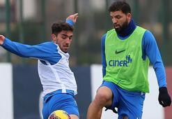 Kasımpaşada Medipol Başakşehir maçı hazırlıkları