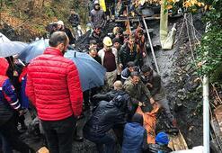 Son dakika... Zonguldakta maden ocağında patlama