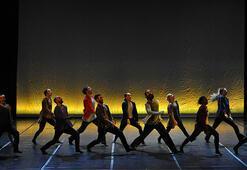 "İDOBdan modern dans projesi ""ELEKTRONİKA"""