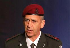 İsrail Genelkurmay Başkanı Kohav: İranın, Iraka yerleşmesine izin vermeyeceğiz