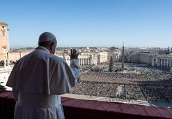 Papadan Noel mesajında göçmen vurgusu