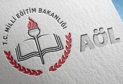 AÖL sınav sonuçları açıklandı mı Açık Öğretim Lisesi giriş sayfası sonuç sorgulama