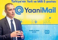 Turkcell'den yerli e-posta