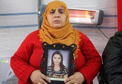 Son dakika | Annesinin HDP önünde eylem yaptığı Mekiye, PKKdan kaçıp teslim oldu