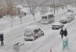 MGM duyurdu: KAR o tarihlerde yağacak Ankara - İstanbul - İzmir ve diğer illerin hava durumu