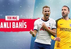 Tottenham – Brighton maçı canlı bahis heyecanı Misli.comda