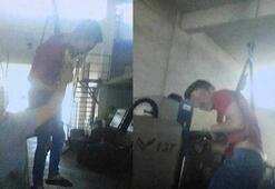 15 yaşındaki çırağı palangaya bağlayıp işkence yaptılar