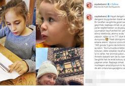 Ceyda Düvenciden annelik-babalık paylaşımı