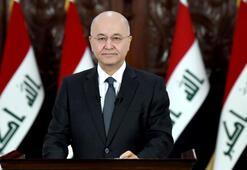 Son dakika... Irak Cumhurbaşkanı Salihten istifa sinyali