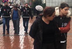 Masaj salonunda fuhuş 3 kişi gözaltına alındı