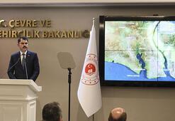 Son dakika... Bakan Kurumdan Kanal İstanbul projesi açıklaması
