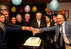 Cengizden Galatasaraylılar Yurduna ziyaret