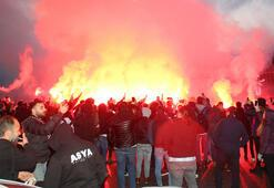 Taraftarlardan Beşiktaşa büyük destek