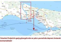 İçişleri Bakanı Süleyman Soyludan Kanal İstanbul paylaşımı