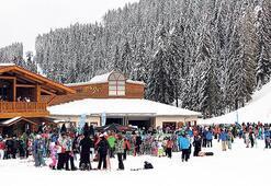 20 bin Türk kayağa 'komşu'ya gidiyor