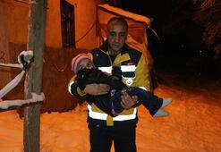 4 yaşındaki Esma Nur için ekipler seferber oldu